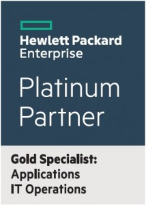HPE Platinum Partner